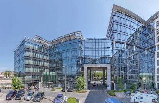 Marynarska Business Park renews its BREEAM In-Use certificate