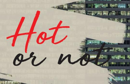 "WARSAW - JLL Report ""Hot or not"" Demand analysis in Poland"