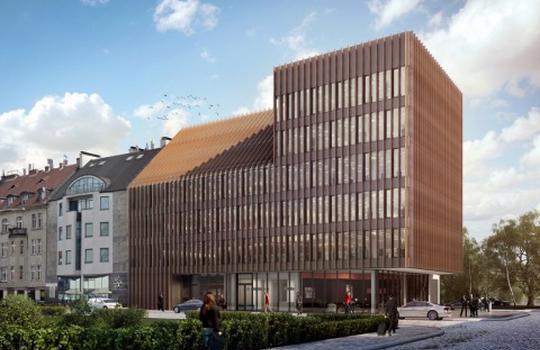 SYSTRA to become a new tenant at Komandorska 12
