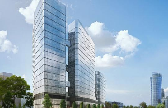 JLL selected as exclusive leasing agent for The Warsaw HUB