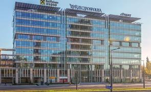 Prosta Office Centre granted BREEAM green certificate