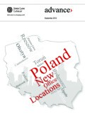 New Office Locations in Poland 2012