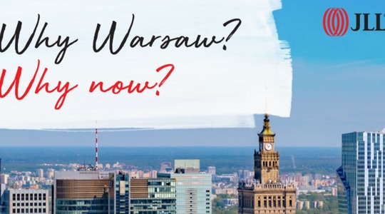 Why Warsaw?  Why now?